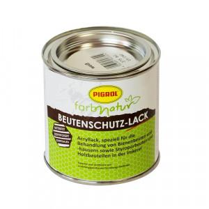 Beutenschutz Lack weiß 375 ml-0