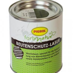 Pigrol- Beutenschutz- Lasur 750 ml Tannengrün-0
