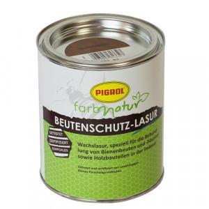 Pigrol- Beutenschutz- Lasur 750 ml Nussbaum-0