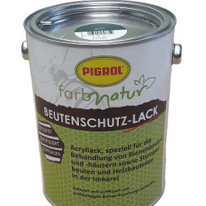Beutenschutz Lack grün 2,5 L-0
