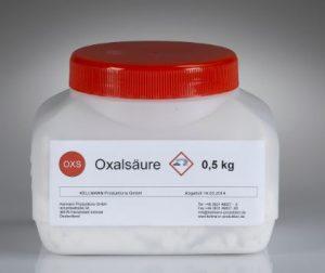 Oxalsäure Pulver 500g-0