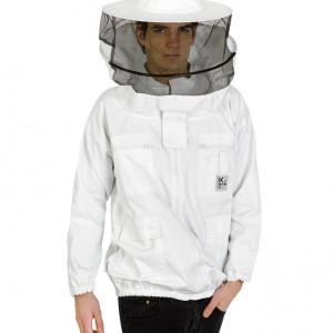 Imkerschutzjacke weiß-0