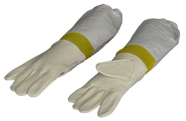 Lederhandschuhe mit Ventilation-0