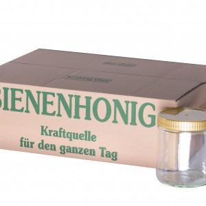 Neutrales Schraubglas 500g im Karton-0