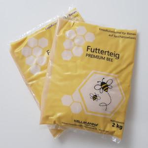 """Futterteig """"Premium Bee"""" 7 x 2 kg/ Karton-0"""